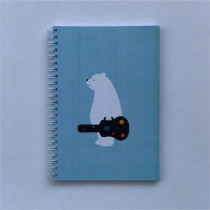 Custom Softcover A5 Notebook