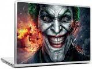 Joker Laptop Skin