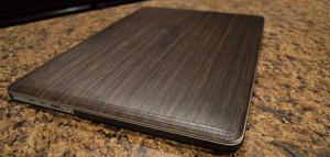 Wood Laptop Skin