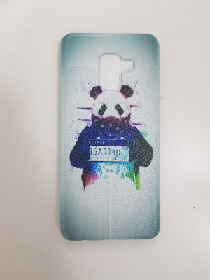 Panda art phone case
