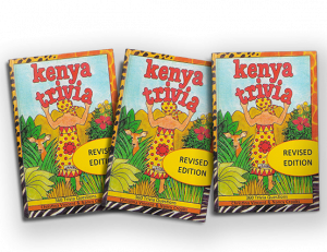 Kenya Trivia by Christina; Crooks, Nancy Hearne