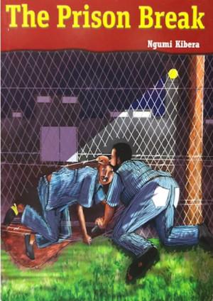 The Prison Break by Ngumi Kibera
