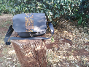 Ladies' Black Sling Bag