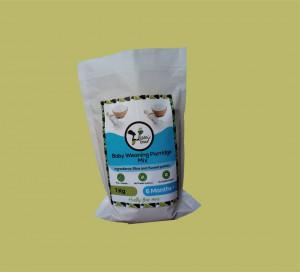 Baby Weaning Porridge Mix (6 Months)