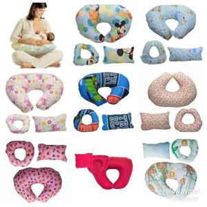 Nursing Pillows.A set of 3 piece Breastfeeding pillows