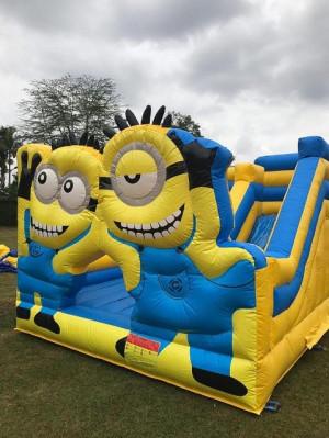 Minions Bouncing Castle