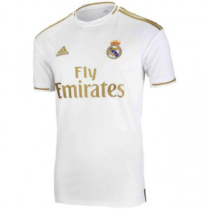 Real Madrid Home Jersey 19/20 Season