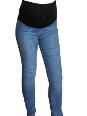 Blue Pencil Jeans