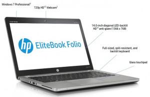 HP Folio 9470