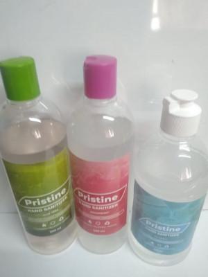 Pristine Hand Sanitizer