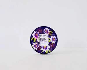 Passion Flower & Sweet Almond Body Butter 100g