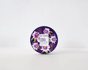 Passion Flower & Sweet Almond Body Scrub 250g
