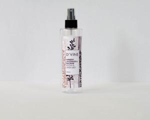 Ambery Lavender & Baobab Linen Room Mist 250g
